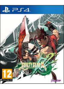 Guilty Gear Xrd: REV 2 (PS4) für 14,32€ (Base.com)