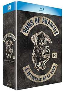 Sons Of Anarchy - Complete Seasons 1-7 (OT)