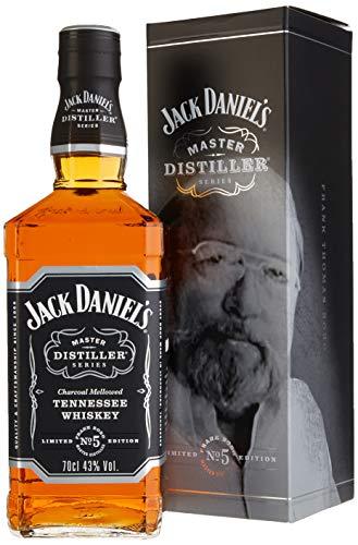 Jack Daniel's Tennessee Whiskey - 43% Vol. - Master Distiller Serie No. 5 - limited Edition Bourbon (1 x 0.7 l