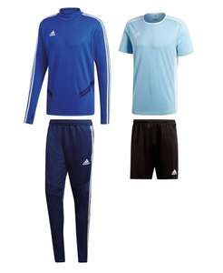 adidas Herren Trainingsset + GRATIS optionaler Druck