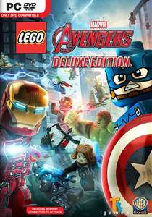 LEGO Marvel's Avengers Deluxe Edition (Steam) für 3,79€ (CDkeys)