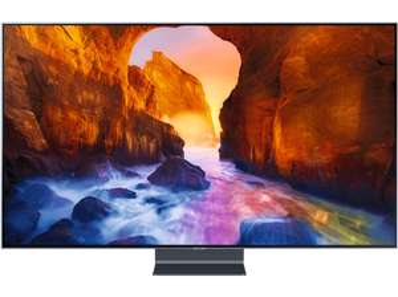 SAMSUNG GQ65Q90RGTXZG QLED TV (Flat, 65 Zoll/163 cm, UHD 4K, SMART TV)