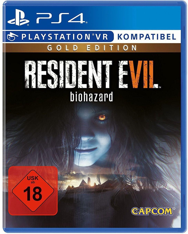 Resident Evil 7 Biohazard Gold Edition für PS4