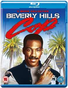 Beverly Hills Cop 1-3 Blu-ray (auch andere Boxen)