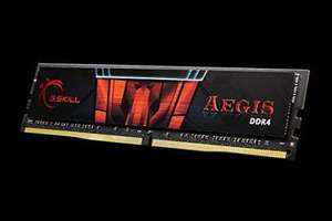 G.Skill Aegis DIMM Kit 16GB, DDR4-3000 [Amazon]