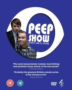 Peep Show Staffel 1-7 für 18,55€ @Zavvi.com