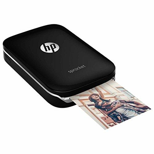 HP Sprocket Fotodrucker Schwarz