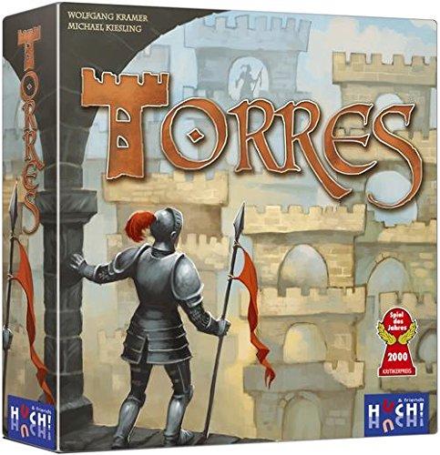 Brettspiel Torres für 26,44€