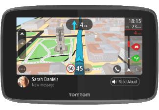 TomTom Go 5200 mit integrierter SIM Karte! Lebenslang Karten, Verkehrs- und Blitzerupdates