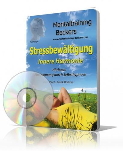 """Nur Heute: Vollversion: """"Stressbewältigung - Innere Harmonie"""" (MP3-CD)"""