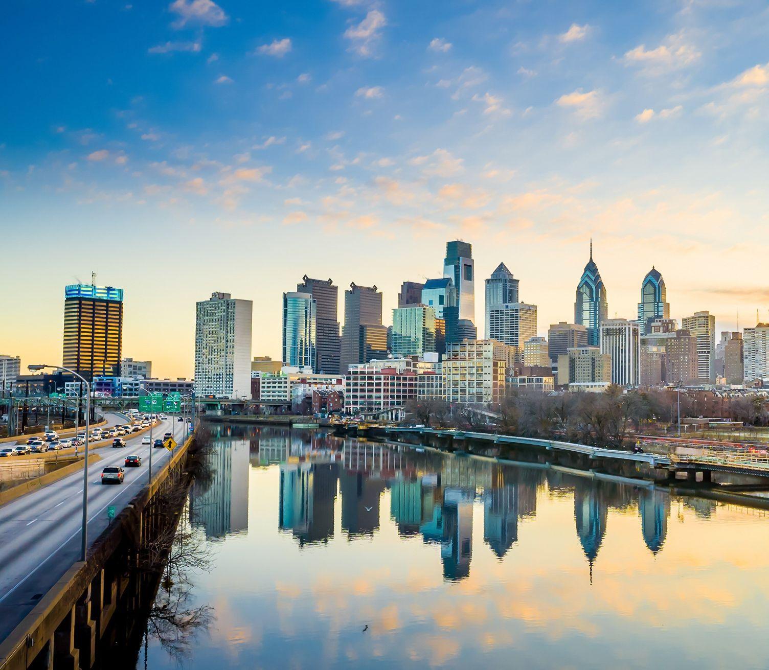 Flüge: Philadelphia / USA (Sept-Juni) Nonstop Hin- und Rückflug mit LH/United ab 297€ / mit Zubringer ab 258€