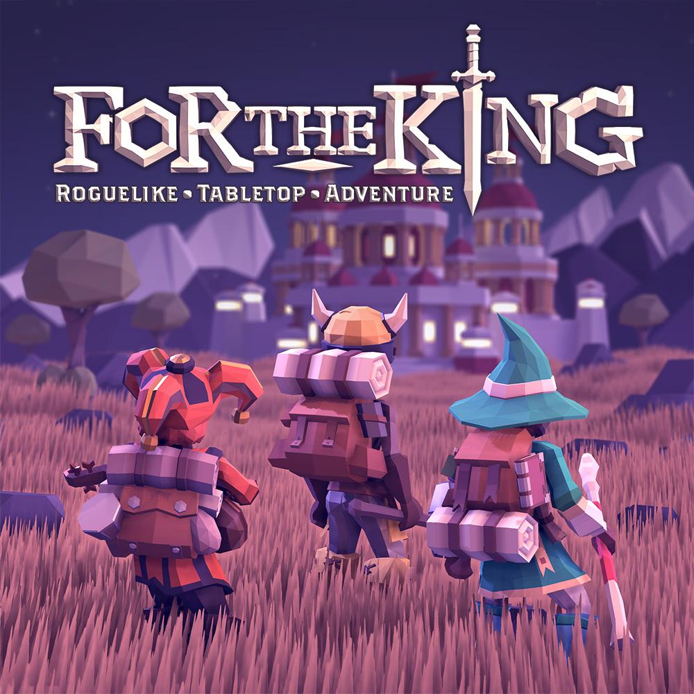For The King (Switch) für 14,99€ oder für 13,25€ UK (eShop)