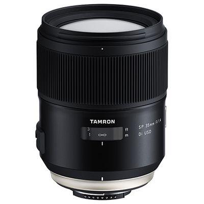 [Foto-Koch] Tamron SP 35mm f/1,4 Di USD Canon EF und Nikon FX