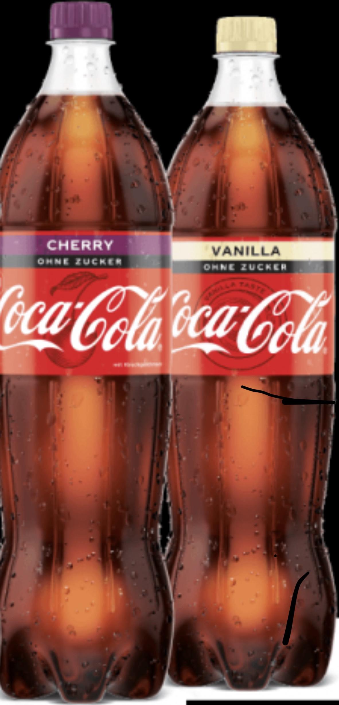 [Lokal] Jawoll Nienburg Coca Cola Zero Vanilla/Cherry 1,25 l PET