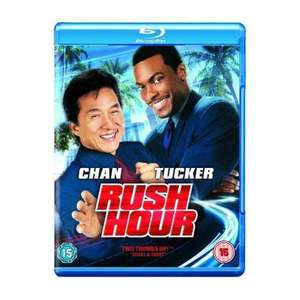 Blu-Ray - Rush Hour für €6,49 [@Play.com]