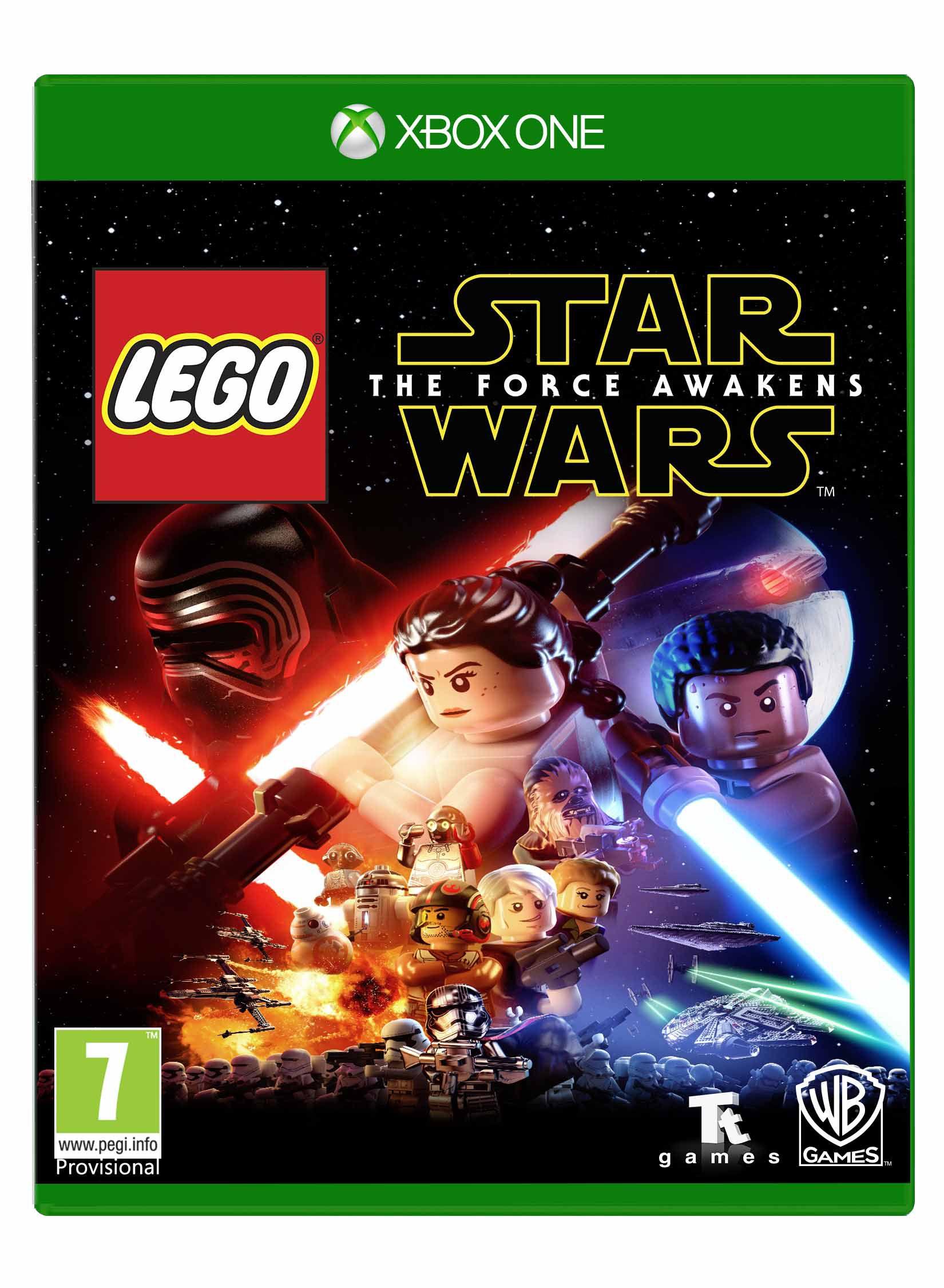 Lego Star Wars: Das Erwachen der Macht (Xbox One) für 9,13€ (Base.com)