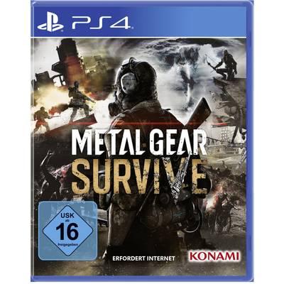 Metal Gear Survive (PS4) für 5€ (Conrad Filiale)