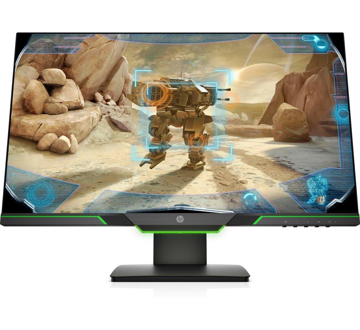 [Alternate] Monitor HP 25x (24,5 Zoll / Full HD / AMD FreeSync / 1ms / 144 Hz / TN / VESA)