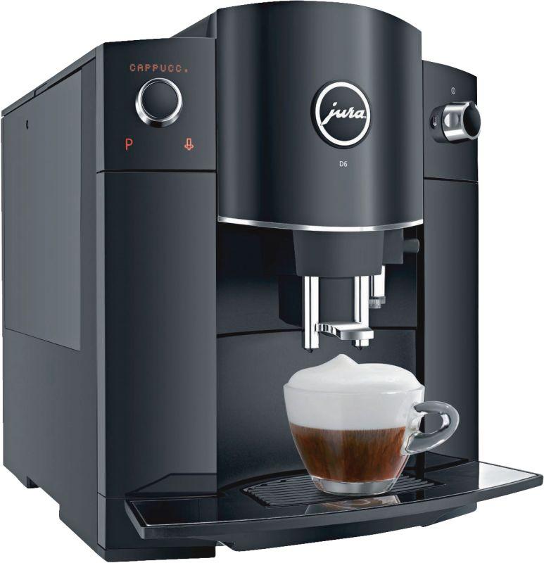 Jura D6 Kaffee-Vollautomat bei Medimax