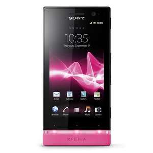 "Sony™ - Xperia U Smartphone (3.5"" 854x480,Android 4.0,8GB,5MP) ab €142.- [@Notebooksbilliger.de]"