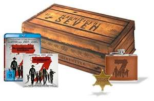 Die glorreichen Sieben Collector's Box Limited Edition (Blu-ray + Soundtrack CD + Flachmann + Poster) für 12,93€ (Alphamovies)