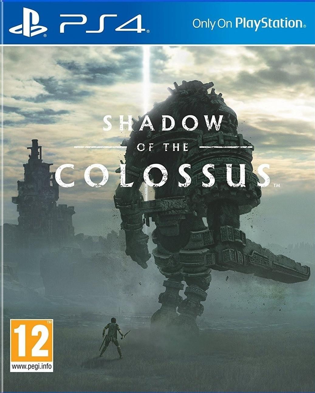 Shadow of the Colossus (PS4) für 15,60€ (Base.com)