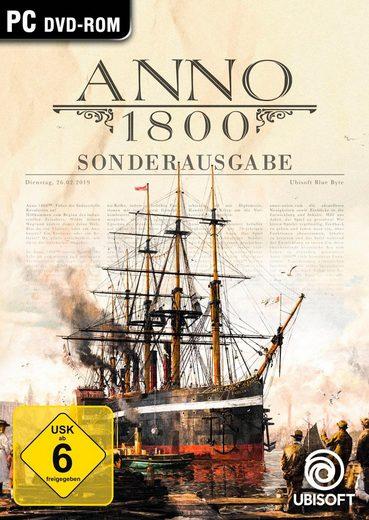 Anno 1800 - Sonderausgabe (mit Soundtrack und Lithographien) - OTTO.de