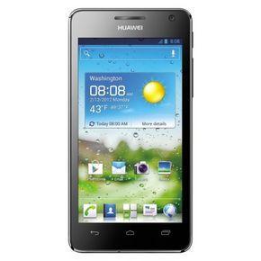 Huawei Ascend G 600 schwarz für 225 Euro statt 269 Euro
