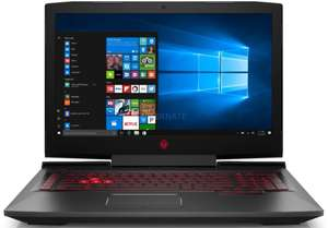 Omen by HP 17-an106ng, GE Force GTX 1070 Intel® Core™ i7-8750H, 256 SSD,1x Thunderbolt 3, 120 Hz IPS Panel
