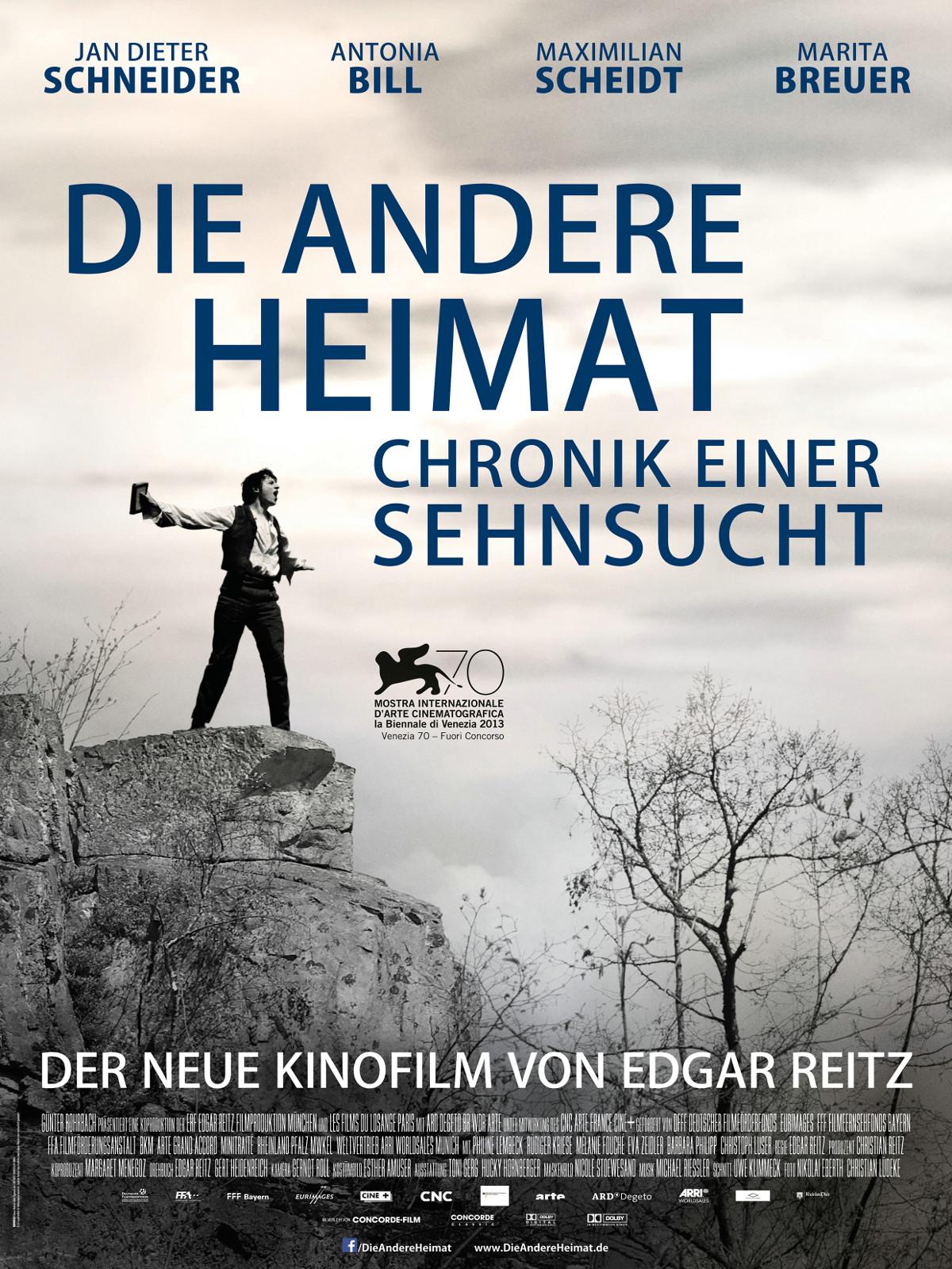 Die andere Heimat - Chronik einer Sehnsucht (kostenloser Stream - Film RBB)