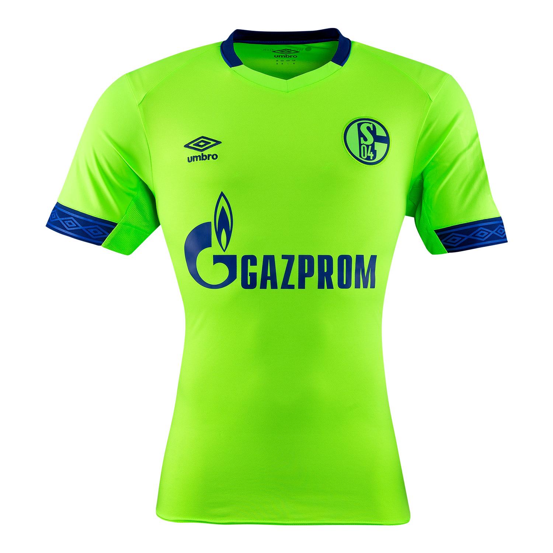 Umbro FC Schalke 04 Herren 3rd Trikot Jersey 18/19