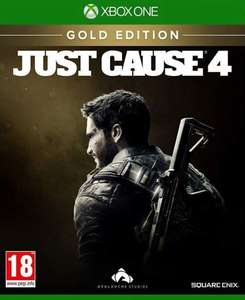 Just Cause 4 Gold Edition (Xbox One & PS4) für je 20,90€ (HD Gameshop)