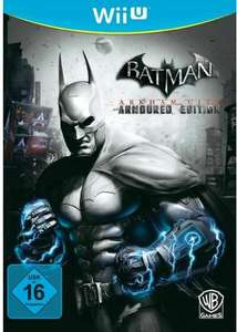 Wii U - Batman ARKHAM City @ DIGITALO.DE für 41,52€