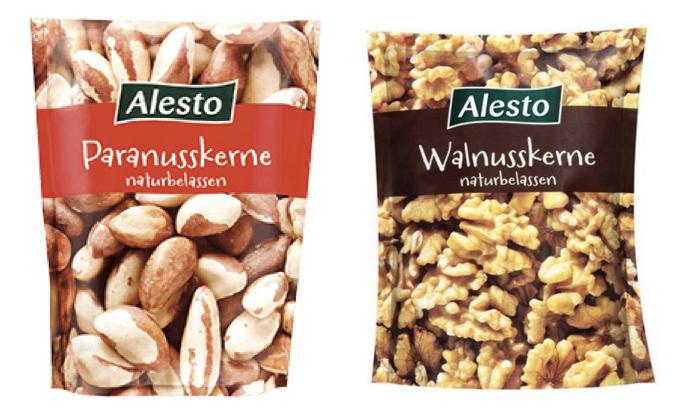 Walnusskerne 200g für 1,59€ & Paranusskerne 200g für 2,39€ [Lidl ab 02.09.]