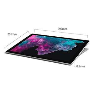 [Amazon.es] Microsoft Surface Pro 6 i5 128 Gb SSD 8 Gb RAM
