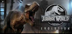 Jurassic World Evolution Steam -70%