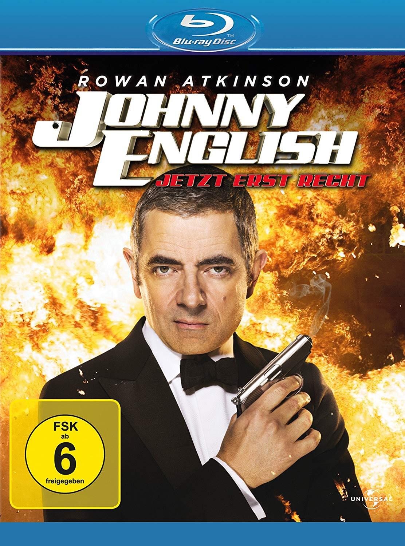 Johnny English - Jetzt erst Recht! (Blu-ray) für 3,98€ (Dodax)