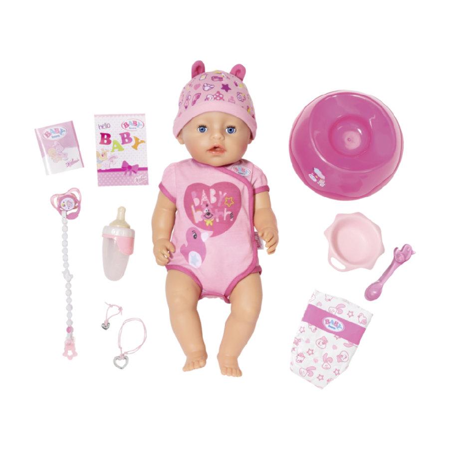 8% bei Babymarkt auf alles, z.B. Baby Born Soft Touch
