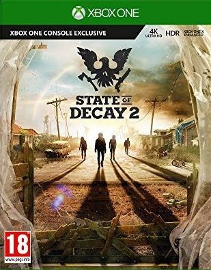 (Grenzgänger Saturn AT) State of Decay 2 (Xbox One) für 7€