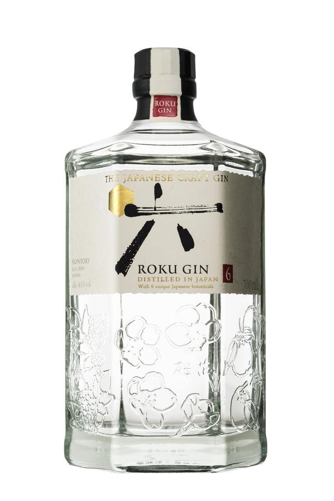 Roku Japanese Craft Gin | 0,7l 43% bei [Real.de] mit Marktanlieferung für
