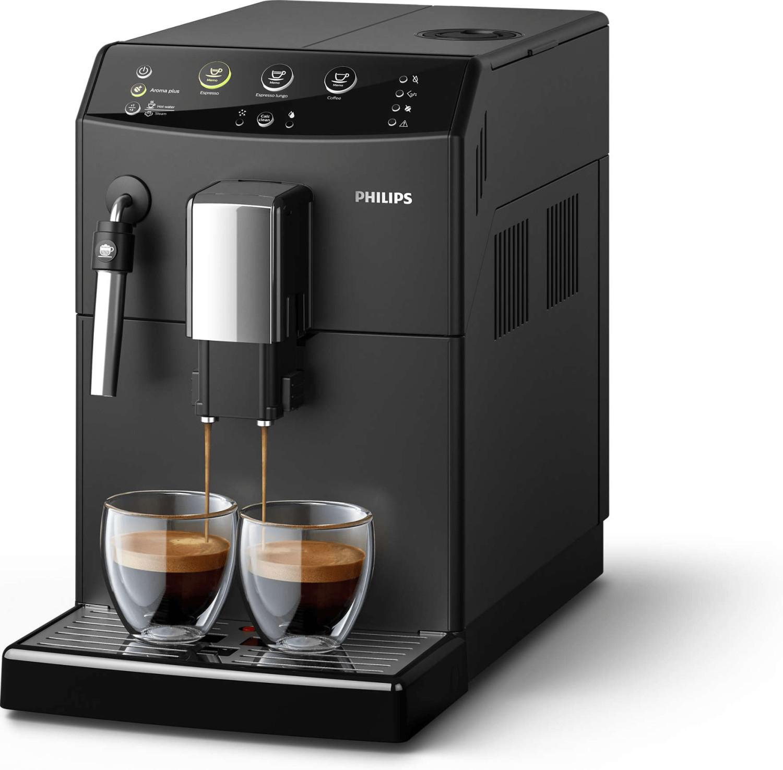 PHILIPS HD 8827/01 Kaffeevollautomat Schwarz für 222€