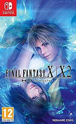 Final Fantasy X/X-2 HD Remaster (Nintendo Switch) [Amazon.es]