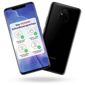 Huawei Mate20 Pro mit All blue M