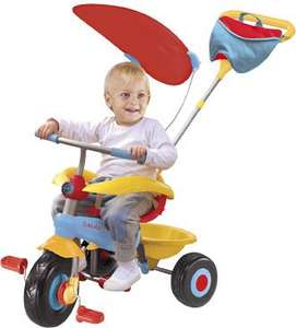 Intertoys: Smart Trike Candy 3-in-1 Dreirad statt 79,99