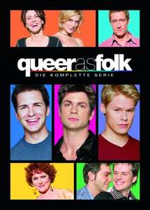Queer as Folk - Die komplette Serie (24 Discs DVD) für 34,97€ (Amazon)