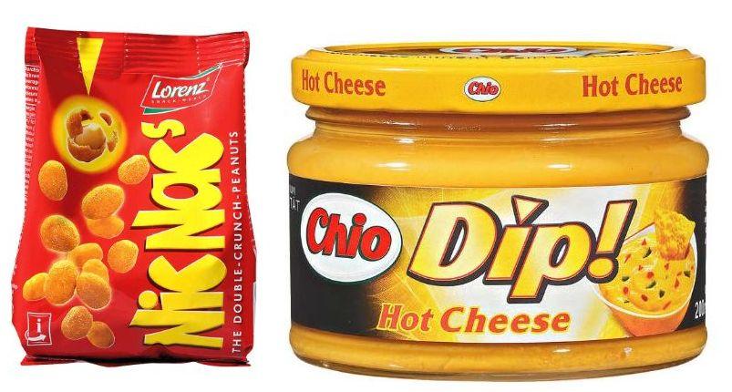 [Kaufland ab 29.08] Chio Dip in verschiedenen Sorten ( 200ml] für je 0,99€ // Nic Nac´s (110-125 g) für je 0,94€