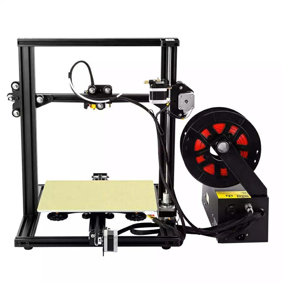 Creality CR-10: 3D Drucker + 200g Filament   Versand aus Tschechien