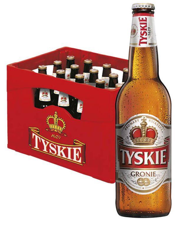 Tyskie Piwo 20x0,5l +++ Oettinger 20x0,5l (Pils, Export, Radler) für 5,80€