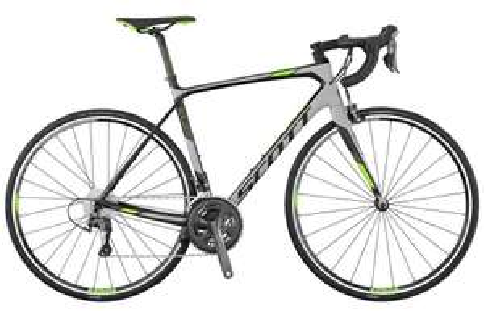 Rennrad Endurance Scott Solace 30 (Carbon/Tiagra 4700) - 2017