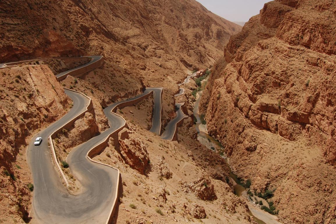 Inkl. Omanair Errorfare: Ägypten,Oman,Marokko und Amsterdam in einer Reise für nur 335 EUR